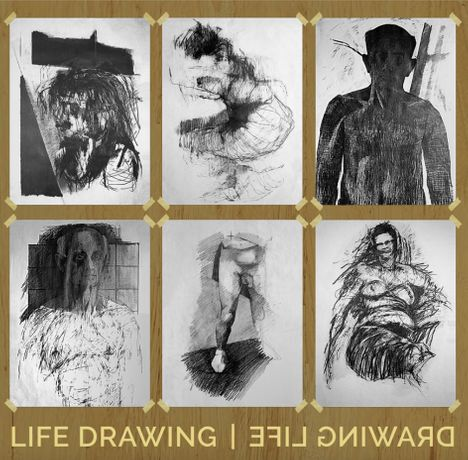 Life Drawing Masterclass With Angela Eames: Image 0