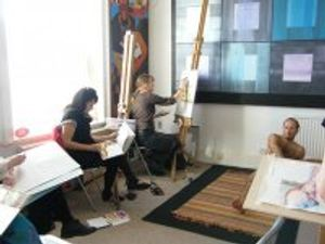 Life Drawing Open Session