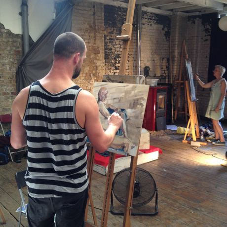 Life Drawing & Painting Studio: Image 0