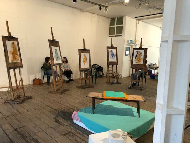 Life Drawing & Painting Studio: Image 1