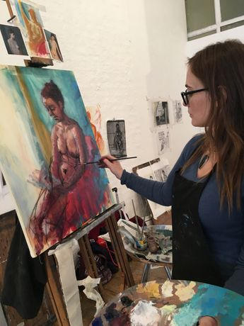 Life Drawing & Painting Summer School: Image 1