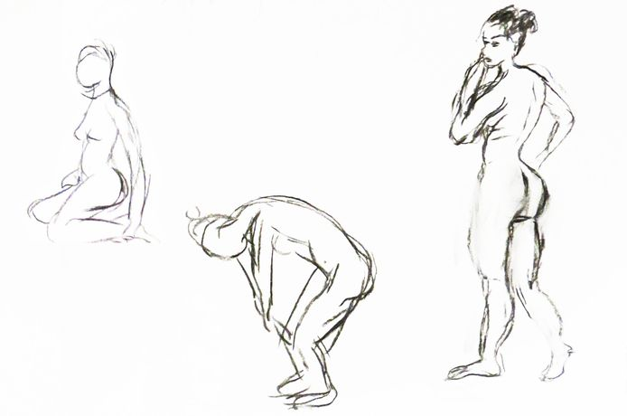 Life-drawing Sessions: Image 0