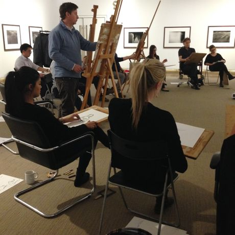 Life-drawing Sessions: Image 1