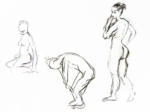 Life-drawing Sessions: Image 2