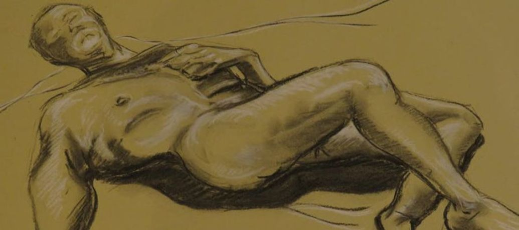 Life Drawing with Rob Oldfield: Image 0