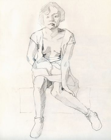 Life Drawing with tutor Martyn Blundell: Image 1