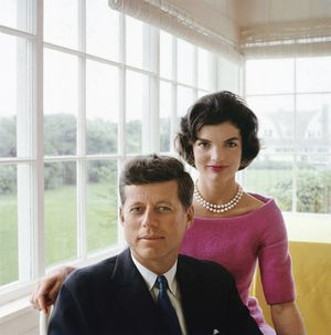 Life with the Kennedys: Photographs by Mark Shaw