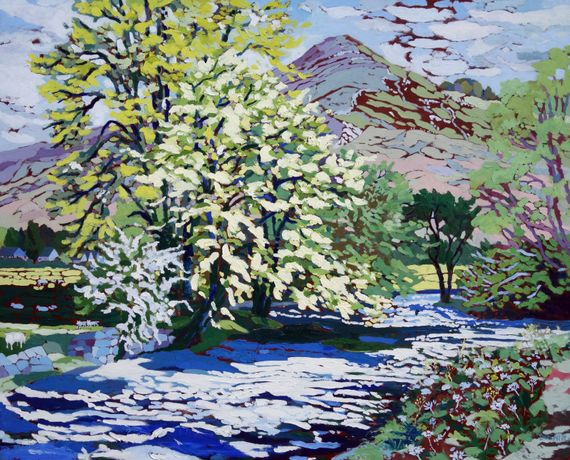 Light, Shade and Colour, Landscape Paintings by Deb Allitt: Image 0