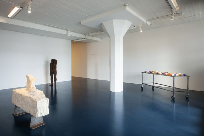 Installations view Like A Prayer. Magasin III Museum & Foundation for Contemporary Art. Photo: Christian Saltas.