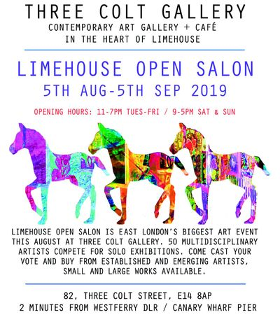 Lime house open salon: Image 0