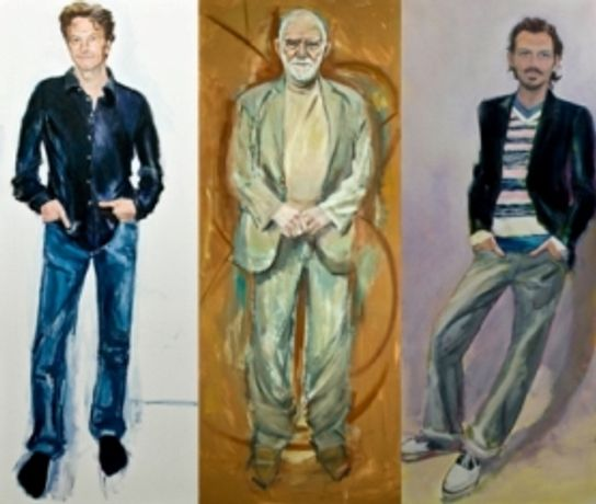 LINE OF INFLUENCE - PORTRAITS OF CENTRAL SAINT MARTINS BY JANET LANCE HUGHES: Image 0