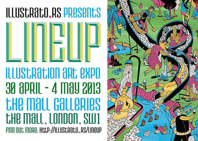Lineup: Illustration Art Expo: Image 0
