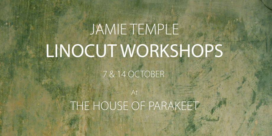 Linocut Workshops with Jamie Temple - Single and Multi Plate Printing: Image 0