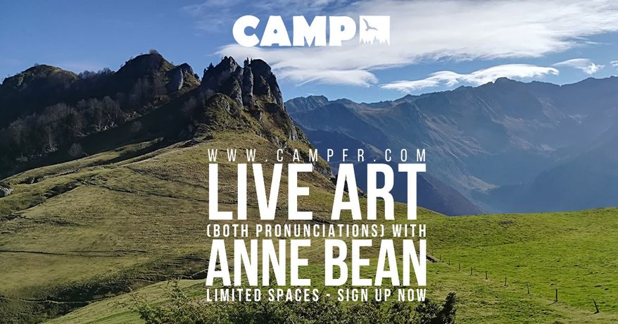 LIVE ART with Anne Bean: Image 0