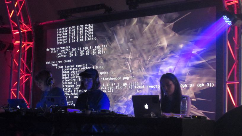Live Coding Music Party Curated By Algorave: Image 2