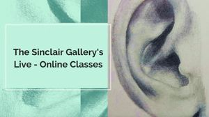 LIVE- Online Virtual Drawing Class 3rd June