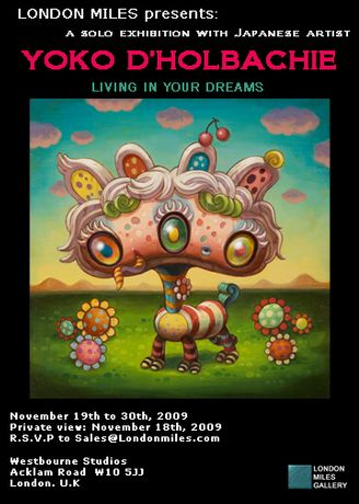 Living in your Dreams: Image 0