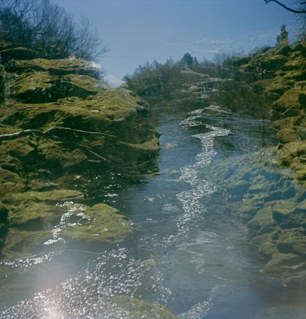Liza Dracup,  The Strid, 2016, archival pigment print