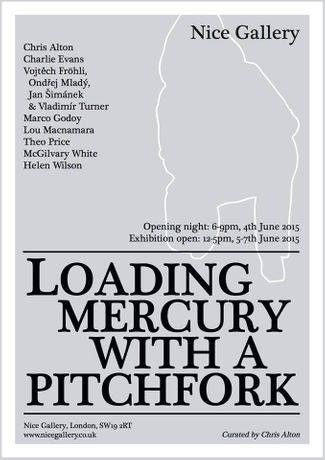 Loading Mercury with a Pitchfork: Image 0