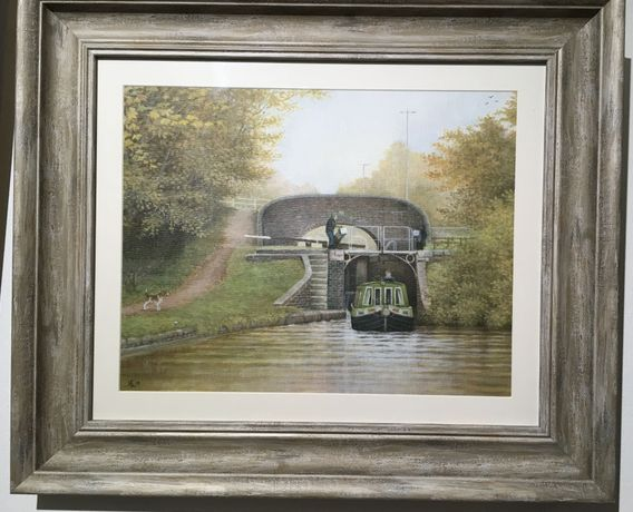 'Meaford House Lock' by Tony Lockley