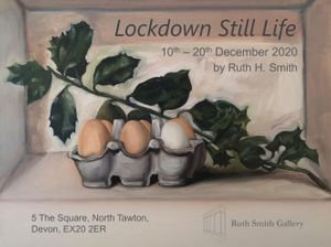 'Lockdown Still Life' by Ruth Helen Smith