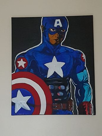 Captain America, Project Avengers