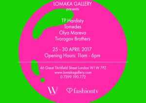 Lomaka Gallery Opening Exhibition