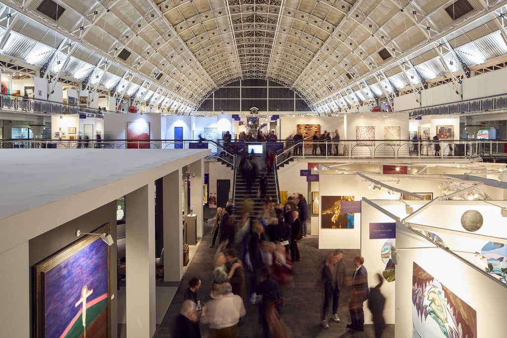 London Art Fair 2019 - Exhibition at The Business Design ...