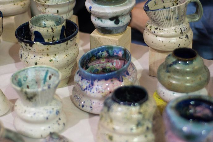 London Design Festival - Independent Ceramics Market: Image 2