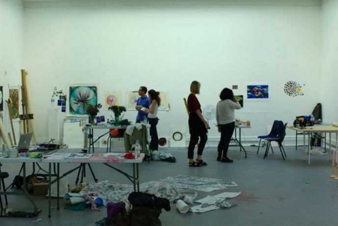 London Summer Intensive: Work in Progress Exhibition Preview: Image 0