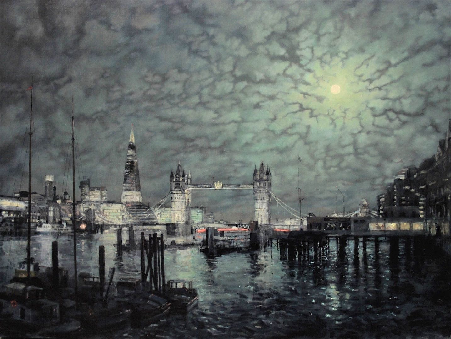 Art Events Calendar London : London visions a new perspective exhibition at leyden