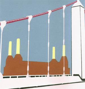 Battersea Power Station, Nicola Styan
