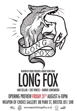 Long Fox Collective Show: Image 0