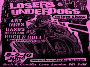 Losers vs Underdogs Custom Show