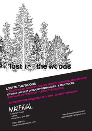 LOST IN THE WOODS: Image 0