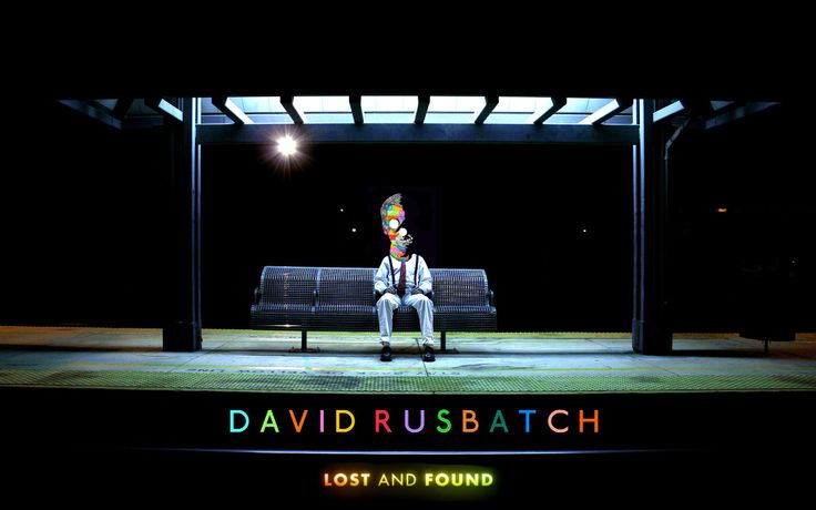 LOST&FOUND Art Exhibition by David Rusbatch: Image 0