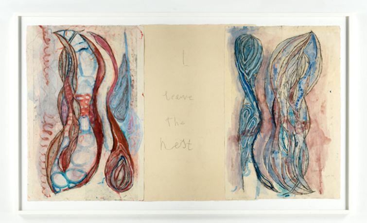 Louise Bourgeois, I Give Everything Away: Image 0
