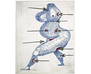 Louise Bourgeois. I Have Been to Hell and Back