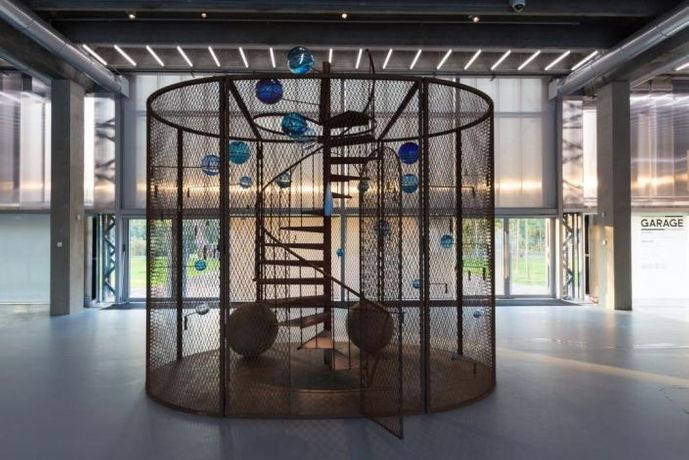 Louise Bourgeois. Structures of Existence: The Cells