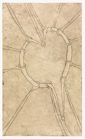 Louise Bourgeois: Works on Paper: Image 0