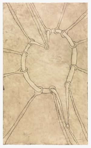 Louise Bourgeois: Works on Paper