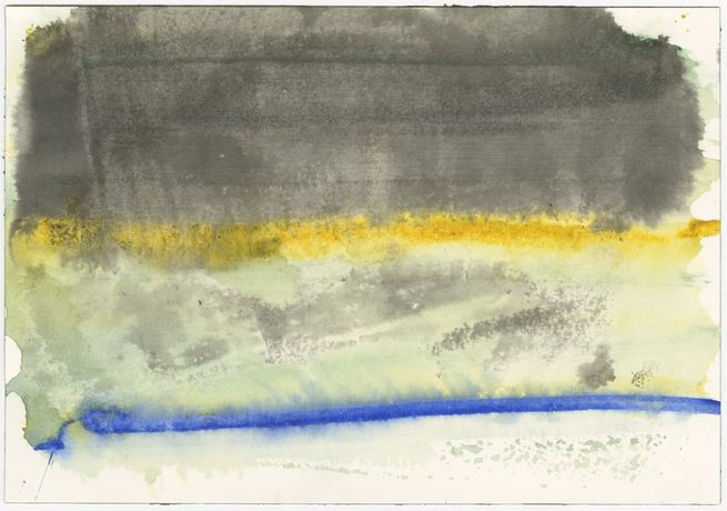 Louise Fishman - Venice Watercolours 2011 - 2013: Image 2