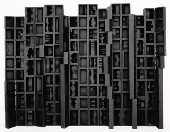 Louise Nevelson: Dawns and Dusks: Image 0
