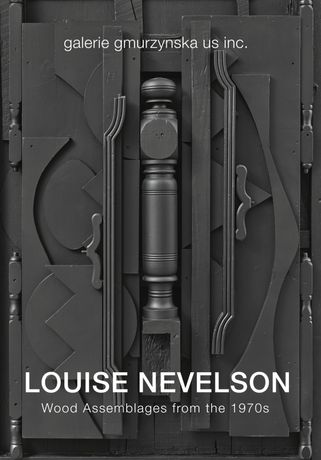 Louise Nevelson: Wood Assemblages from the 1970s: Image 0