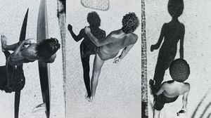 Alair Gomes, photos from the series The Course of the Sun, 1975–1980 | Archives of the National Library Foundation, Brazil