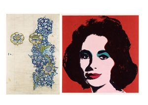 Love is Enough – William Morris and Andy Warhol curated by Jeremy Deller