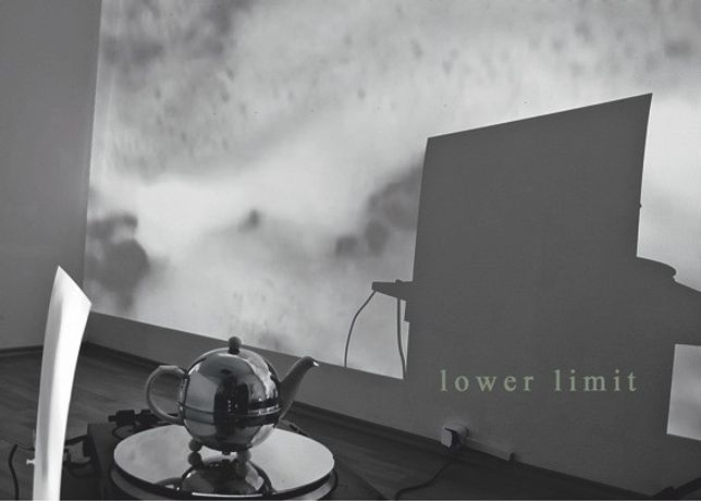 lower limit with works by Mathias Völcker: Image 0