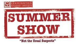 LSA Summer Show - Not the Usual Suspects