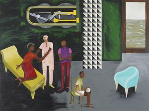 Lubaina Himid: Invisible Strategies