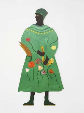 Lubaina Himid Naming the Money (2015) Courtesy Hollybush Gardens